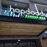 Uptown Towers – Hopdoddy Burger Bar