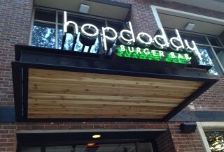 Uptown Towers – Hopdoddy Burger Bar